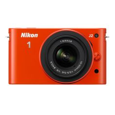 NIKON 1 J2 W/10-30MM VR LENS - I'm tempted to travel with this as a back-up camera.