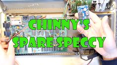 Teardown Lab - Failing to Repair Chinny's Spectrum I am gutted I couldn't fix Chinny's spare Speccy oh well at least its a spares machine! I am pretty sure it can be saved but there are still too many grey speccy's available on the market up for grabs. I would not chuck it though its got a lot of good spares on it!  Check out chinny's excellent channel at: https://www.youtube.com/user/chinnyhill10  Now you can buy me a coffee! Please support me on Patreon at http://ift.tt/2puw70s  Thanks you…