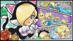 Rosalina fan art via miiverse Mario Kart, Mario And Luigi, Super Mario 3d, Super Mario World, Cartoon Drawings, Cartoon Art, Nintendo Princess, Nintendo Sega, Nintendo Characters