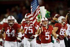 2016 Stanford Cardinal Football Schedule