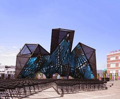 SCI-ARC BY P-A-T-T-E-R-N-S