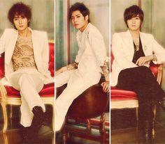Heo Young Saeng, Kim Hyung Jun y Kyu Jong en Twitter