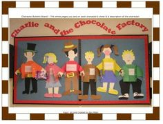 Free Teaching Materials to use with Charlie and the Chocolate Factory