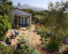 Mediterranean Garden  Grace Design Associates