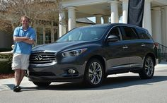 Looking for the ALL NEW 2013 Infiniti JX SUV First Test Drive Click on through to check them out!