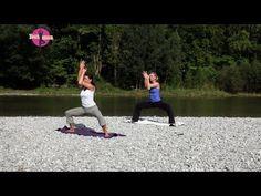 Yoga-Flow, fließende Yoga-Übungen zum Mitmachen YOGAMOUR #44 - YouTube