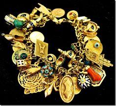 European good luck bracelet