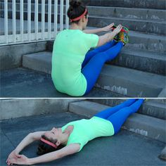 Try This Super-Toning Stair Circuit