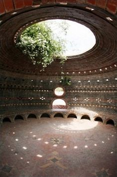 Classic Architecture with a Social Agenda (1960-Today). Rumi dome.
