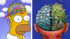 Sometimes I choose to be Homer, sometimes I choose to live up to my IQ :) Personal Branding, Brain, Mindfulness, Notes, Live, The Brain, Report Cards, Notebook, Consciousness