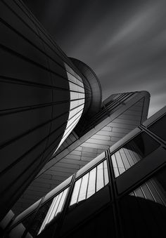 GenCept | Addicted to Designs Stunning Abstract Architectural Photography By Nick Frank