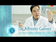 Dr. Alfredo Galvez on the Safety of Soy https://www.youtube.com/watch?v=ZqqNOES0Y1g  Despite study after study proving soy's benefits and the overwhelming support of the scientific community, myths about soy persist. In this video, Dr. Alfredo Galvez debunks one of the most common myths: that soy is not safe for breast cancer patients and survivors.