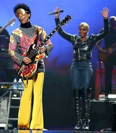 PRINCE & MARY J BLIGE 2011