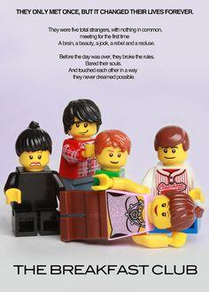Lego Breakfast Club | Flickr - Photo Sharing!