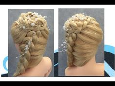 642 best hairstyle video images on Pinterest | Hair videos, Plaits ...