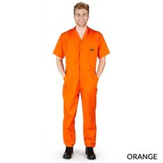 NATURAL UNIFORMS - MENS SHORT SLEEVE ZIPPERED COVERALLS - Walmart.com Mens Coveralls, Work Coveralls, Scrub Shoes, Ideal Fit, Work Wear, Elastic Waist, Short Sleeves, Jumpsuit, Zipper
