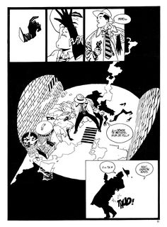 E. RISSO: Comics cortos