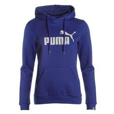 Puma   Puma No1 Logo Ladies Hoody   Ladies Hoodies