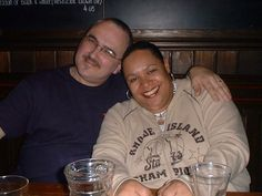 2003 - Dave & Jo Key at The Wellington in Riding Mill