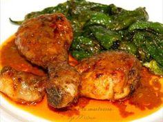 Salsa Piri piri: Un 'molho' portugués rabiosamente picante y rabiosamente fácil, ideal para pollo.