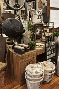 Some favorite things in the shop FOUND design- photo by @Anna Faunce studios photography