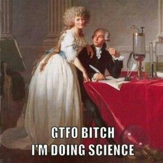 Portrait of Monsieur Lavoisier and His Wife, Jacque Louis David, 1788 Art History Timeline, Art History Memes, Funny History, History Books, Jacque Louis David, Antoine Laurent, New Memes, Look At You, Humor