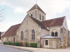 Seine-et-Marne : Église Saint-Cyr-et-Sainte-Julitte, Saint-Cyr-sur-Morin