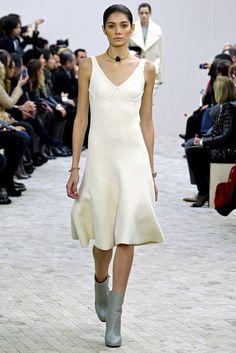 Céline Fall 2013 Ready-to-Wear Fashion Show - Muriel Beal (OUI)