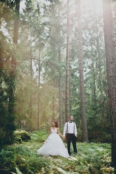 Sweet Swedish Wedding in the Countryside | Stina Kase Photography