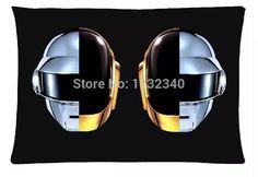 Cool Pillowcase Daft Punk Random Access Memories Music Style Pillow Case Twin Sides20x30 Inch Green Pillow Cases Queen Pillowcases From Littleman913, $16.68| Dhgate.Com
