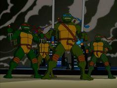 Teenage Mutant Ninja Turtles 2003 Series - I like this series but lost interest around season 6