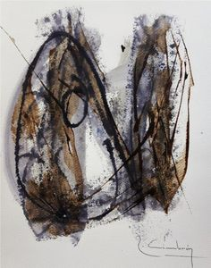 """Miguel Robledo Cimbrón:"""" Earth and grey XII Earth, Grey, Pintura, Artists, Gray, Mother Goddess, World, The World"""