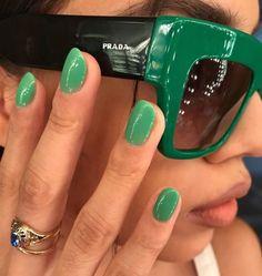 Here are the 10 most popular nail polish colors at OPI - My Nails Funky Nails, Cute Nails, Pretty Nails, Colorful Nails, Pastel Nails, Minimalist Nails, Hair And Nails, My Nails, Glitter Nails