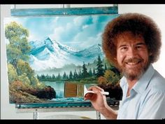 Resim Sevinci -The Joy of Painting with Bob Ross 18 - YouTube