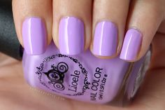 From Head To Toe: Manicure Monday: Lioele Lavender
