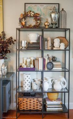 styling your shelves by stylish patina | Stylish Patina