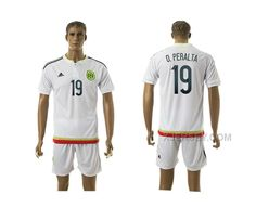 http://www.xjersey.com/201516-mexico-19-operalta-away-jerseys.html 2015-16 MEXICO 19 O.PERALTA AWAY JERSEYS Only $35.00 , Free Shipping!