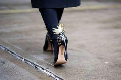 Street Style: Pineapples on Nasiba Adilova
