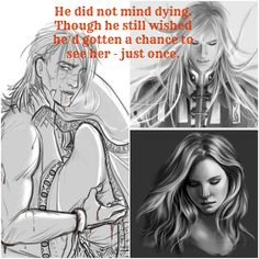 Aedion&Aelin      (ok, this is my own project and right now i'm not good in making collages, but do you know any good sites where i can make them?)     btw I hope that she'll save him, because Aedion <3 is one of my favourite male character (besides Rowan of course) :D