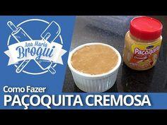 Como Fazer Pasta de Amendoim Caseira - 4FitClub Gourmet - YouTube