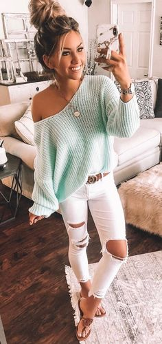 green sweatshirt Source by outfits_hunter Related Gorgeous Summer Outfits To Wear Gorgeous Summer Outfits To Wear Perfect Spring Outfits To Wear Yellow Outfits To Wear Gorgeous Summer Outfits To Try Gorgeous Summer Outfits To Copy Now Cute Summer Outfits, Spring Outfits, Trendy Outfits, Winter Outfits, Cute Outfits, Fashion Outfits, Summer Wear, Spring Dresses, Cute Summer Clothes