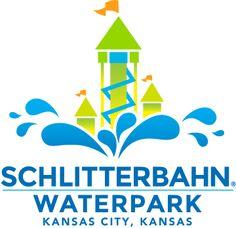 Shlitterbahn Waterpark, Kansas City, Kansas - home to Verruckt, the world's tallest water slide with a 50ft drop
