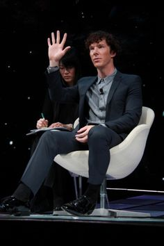 In which the size of his hand boggles my mind. Again.