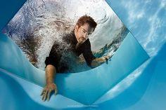 Valerie Morignat Underwater Photography - Dante's Mirror, 2007 Underwater Photography, Marines, Mirror, Photos, Water Photography, Pictures, Mirrors, Underwater Photos
