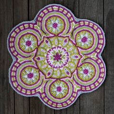 BEAUTIFUL Mandala from A Creative Being