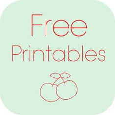 A bowl full of lemons.: TONS of free printables:  Cleaning, labels, organizing, calendars, school, chores, gift tags, menu planning, finances, etc...
