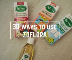30 cleaning hacks and tips on ways to use Zoflora antibacterial spray. I am a Zoflora addict and need simple ways to speed clean