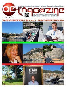 Monaco: l'atteso QE Speciale Estate è on line Tao, Monaco, Magazine, Magazines, Warehouse, Newspaper