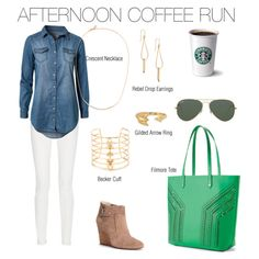 Love this look for a relaxed Saturday afternoon coffee date. Helllllooo, weekend!