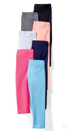 Time to up your legging collection!
